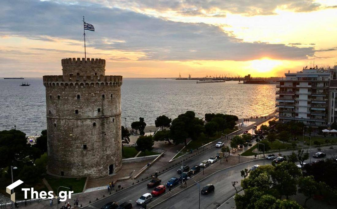καιρός Θεσσαλονίκη κορονοϊός