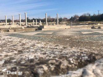 Περιήγηση στην Αρχαία Πέλλα, τη «μεγίστη των εν Μακεδονία πόλεων» (ΒΙΝΤΕΟ & ΦΩΤΟ)