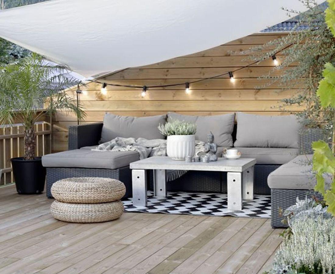 Φέρτε το καλοκαίρι στη βεράντα σας (ΦΩΤΟ)