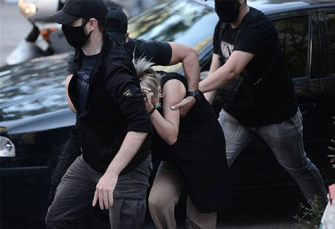 βιτριόλι σύλληψη