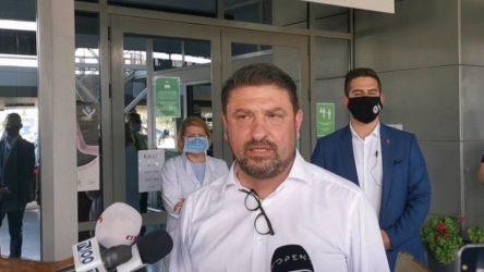 Χαρδαλιάς: Τι απαντά ο γιατρός του για το ισχαιμικό επεισόδιο και το εμβόλιο