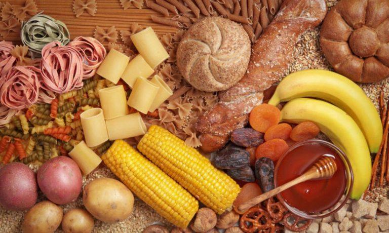 υδατάνθρακες διατροφή