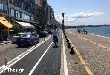 Θεσσαλονίκη: Ο φόβος για τροχαία στα καφέ της Λεωφόρου Νίκης φέρνει την απομάκρυνση των τραπεζοκαθισμάτων