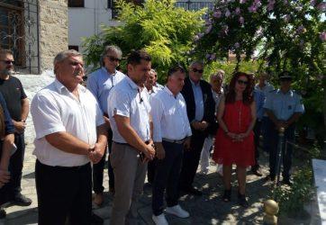 Δήμος Σιθωνίας: Τιμήθηκαν οι ήρωες της Κύπρου