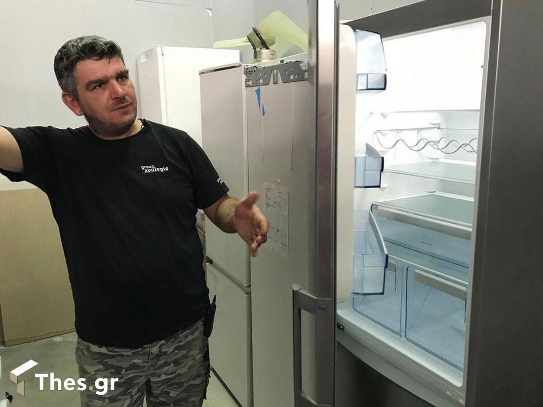 πάγος ψυγείο