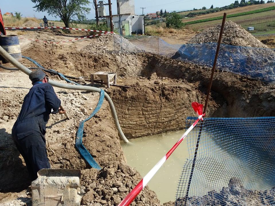 """Δήμος Θερμαϊκού: """"Ανάσα"""" για το δίκτυο υδροδότησης (ΦΩΤΟ), φωτογραφία-1"""