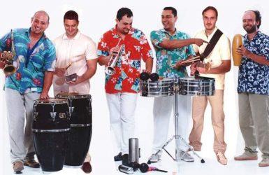 Σήμερα οι Aroma Caribe στο Μέγαρο Μουσικής Θεσσαλονίκης