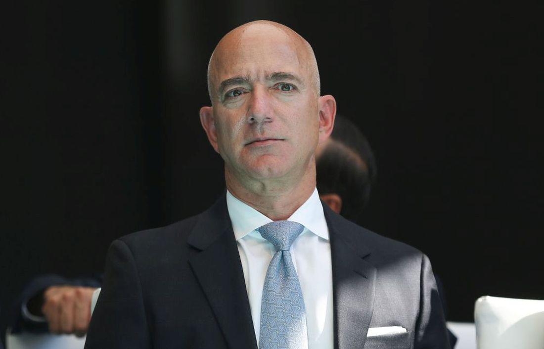 Μπέζος Amazon