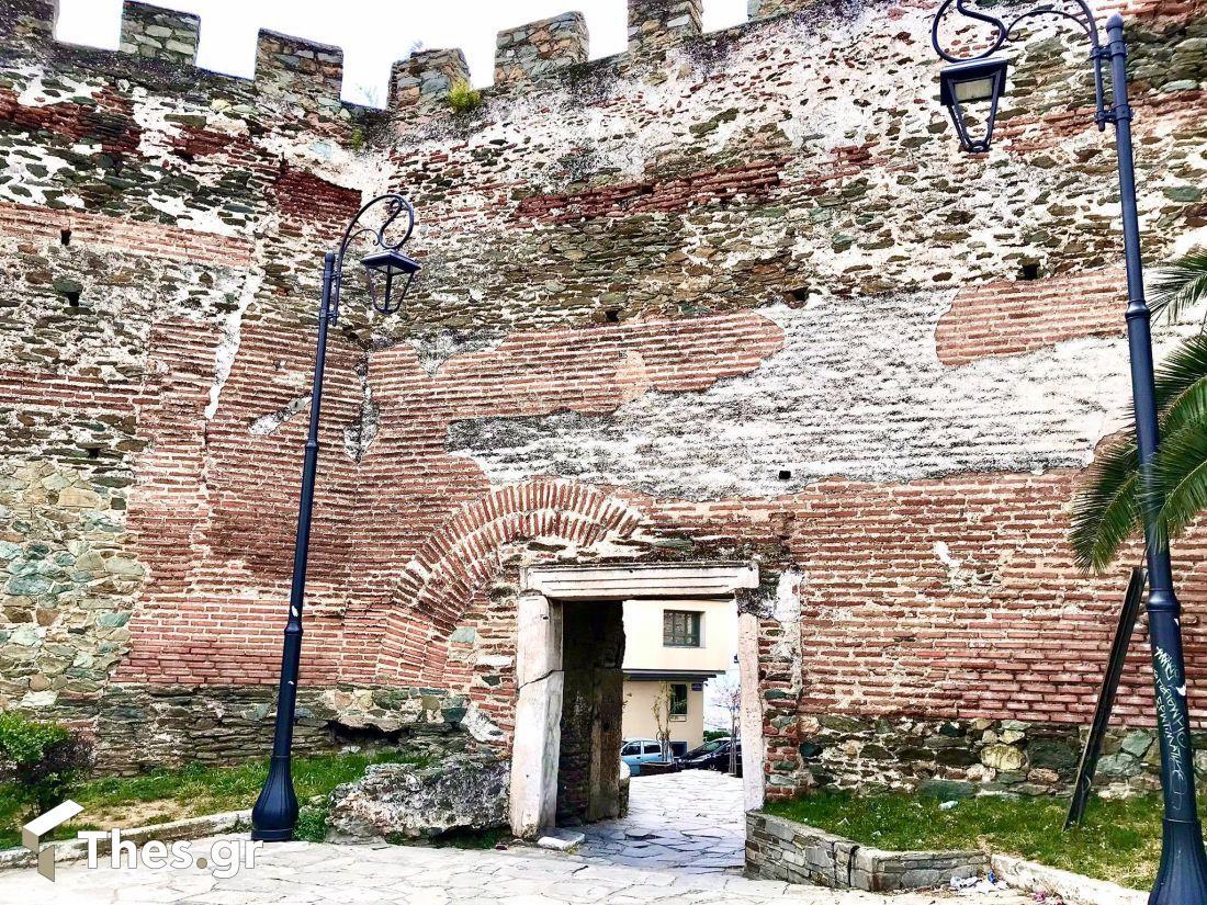 H Πύλη της Αννας της Παλαιολογίνας