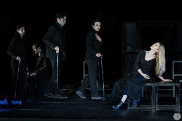 """Η """"Αντιγόνη"""" του Σοφοκλή στο ανοικτό θέατρο Συκεών"""