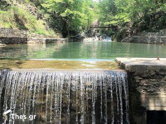 Μία δροσερή όαση σε ένα καταπράσινο περιβάλλον στη Γουμένισσα (ΒΙΝΤΕΟ & ΦΩΤΟ)