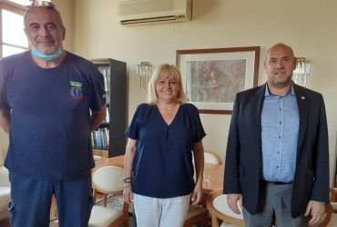 Με δυο ασθενοφόρα και 10 διασώστες ενισχύεται η Κασσάνδρα