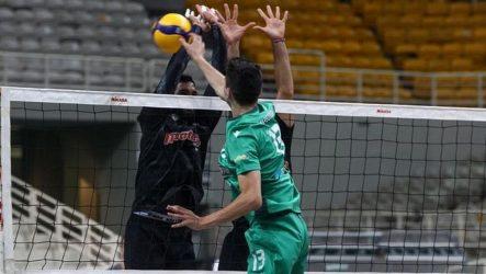 Αρχίζουν οι προπονήσεις σε Volley League και Super League 2