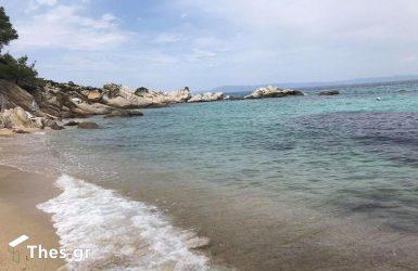"""Γιατί είναι """"κακό σημάδι"""" οι υψηλές θερμοκρασίες επιφανείας της θάλασσας σε Θεσσαλονίκη και Χαλκιδική (ΧΑΡΤΗΣ)"""