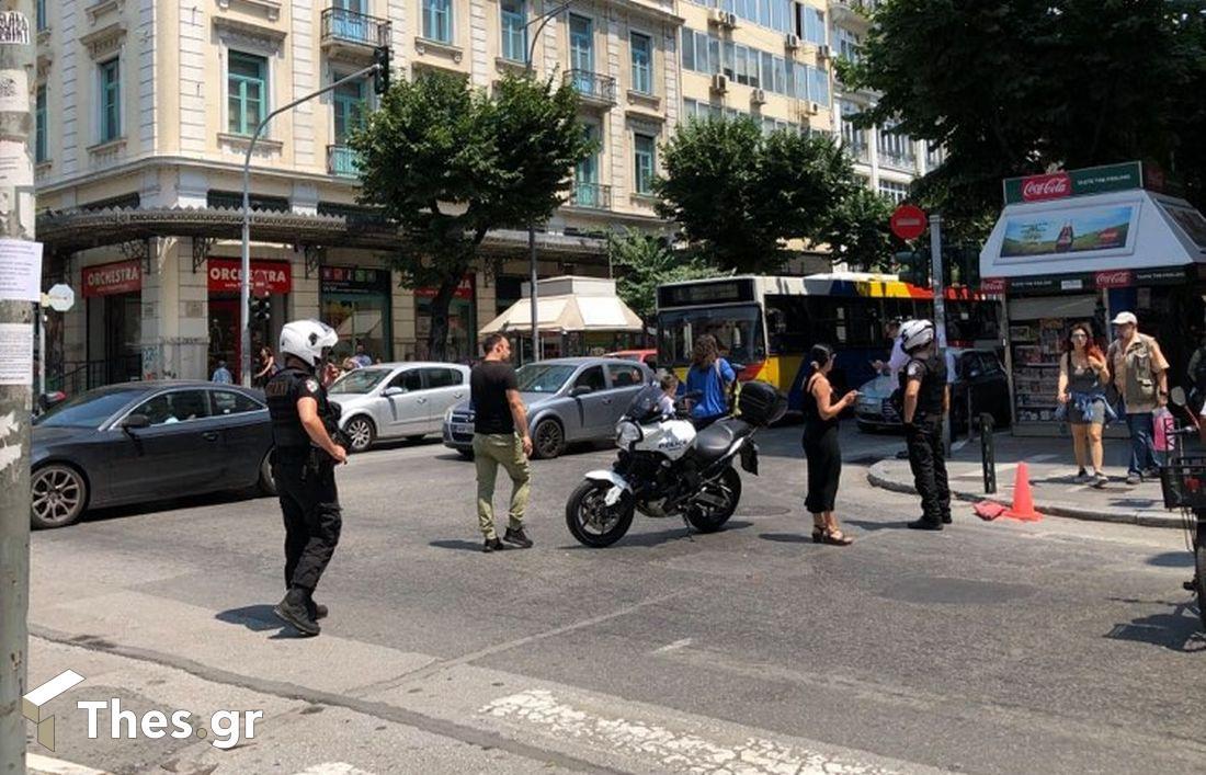 Θεσσαλονίκη: Συναγερμός για ύποπτο αντικείμενο στο Μνημείο του Ολοκαυτώματος, φωτογραφία-3