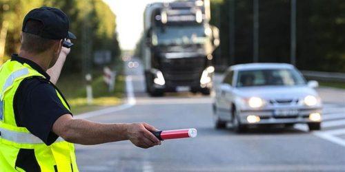 Θεσσαλονίκη: Κυκλοφοριακές ρυθμίσεις από την Τροχαία
