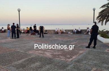 Στην Χίο έφτασαν 23 Τούρκοι και ζητούν άσυλο