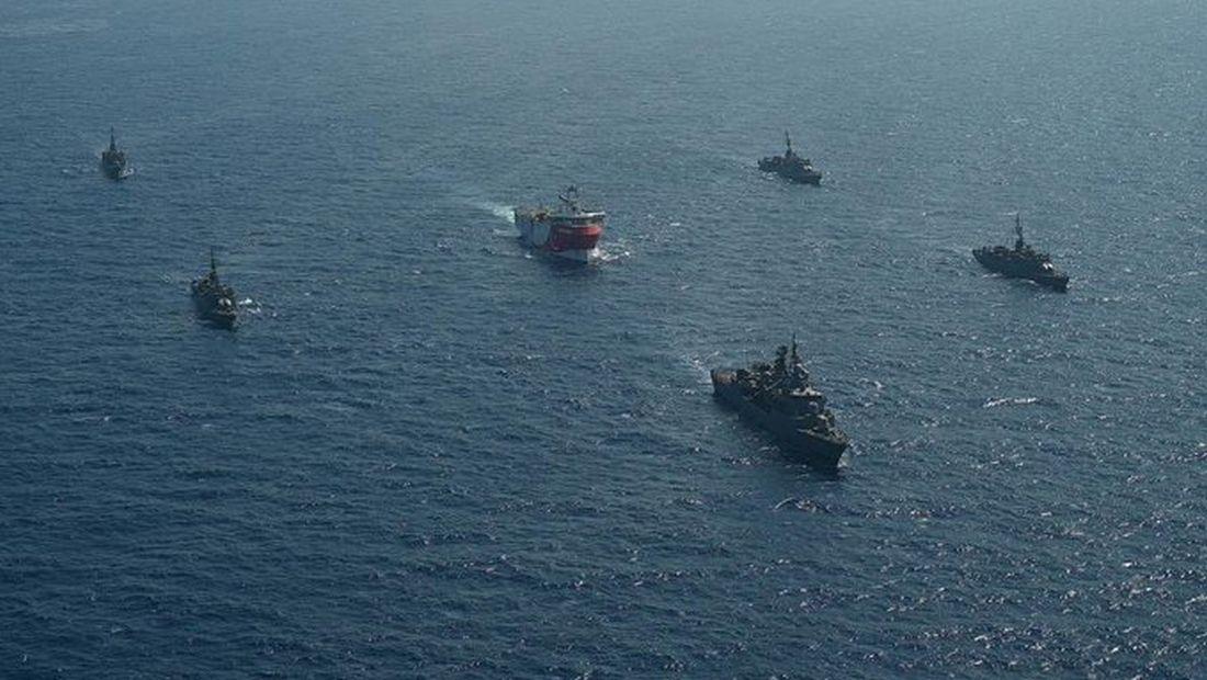 Η Τουρκία εξέδωσε δύο NAVTEX νοτιοανατολικά της Κρήτης (ΦΩΤΟ)