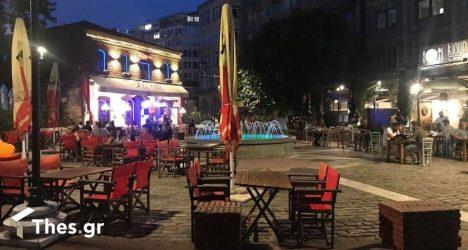 Θεσσαλονίκη κορονοϊός μπαρ διασκέδαση