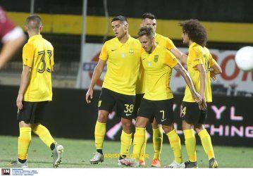 Αρης: Φιλική με νίκη με 1-0 επί της Λάρισας