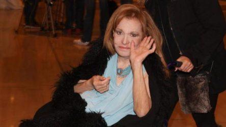 """Χρονοπούλου: """"Λάτρεψα τον κινηματογράφο και βαριόμουν το θέατρο"""""""