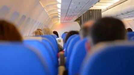 Κως: Αναγκαστική προσγείωση αεροπλάνου επειδή επιβάτης δεν ήθελε να βάλει μάσκα
