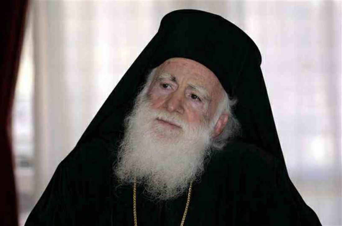 Ο Αρχιεπίσκοπος Κρήτης βγήκε από τη ΜΕΘ