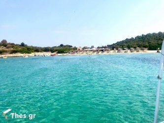 Δρένια ή Γαϊδουρονήσια: Το σύμπλεγμα νησιών στη Χαλκιδική με τα γαλάζια νερά και τις ονειρικές παραλίες (ΒΙΝΤΕΟ & ΦΩΤΟ)