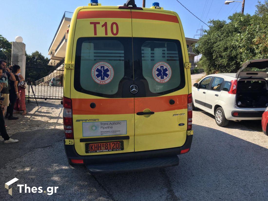 Θεσσαλονίκη Ιωάννινα γηροκομείο κορονοϊός