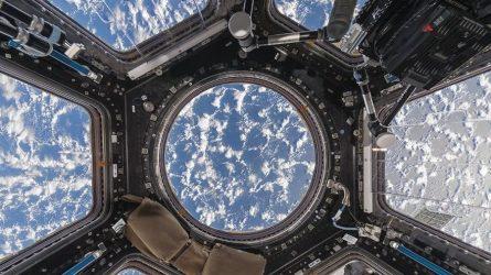 """Μία """"βόλτα"""" στο διεθνή Διαστημικό Σταθμό (ΦΩΤΟ)"""