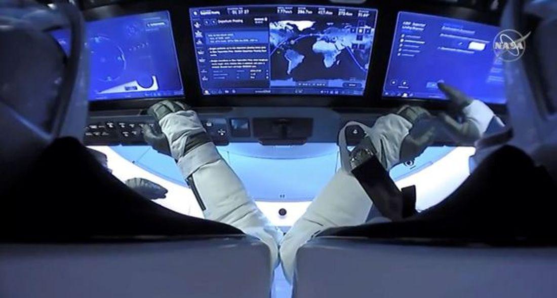 NASA: Επέστρεψε στη Γη η κάψουλα της SpaceX (BINTEO)