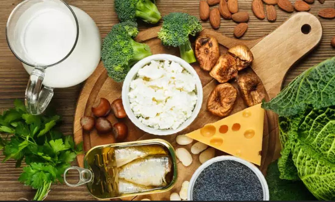 9 τροφές πλούσιες σε ασβέστιο