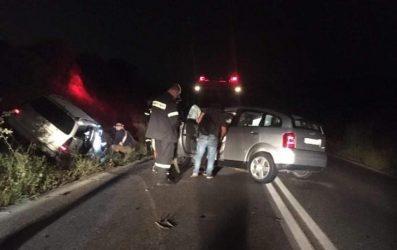 Καραμπόλα 4 οχημάτων στην Εθνική Οδό Θεσσαλονίκης – Κιλκίς