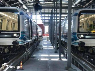 """Σύσκεψη για το μετρό της Θεσσαλονίκης: """"Να το παραδώσουμε όσο γίνεται πιο γρήγορα"""""""