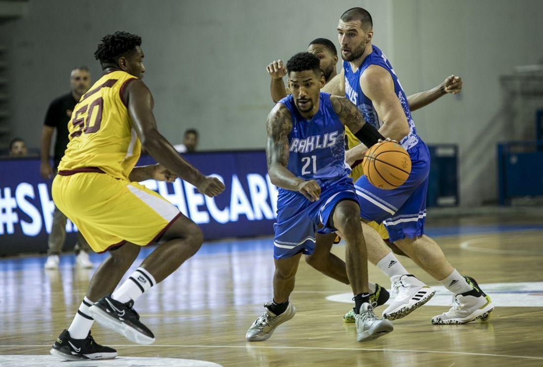 Αποκλείστηκε από το FIBA Champions League ο Ηρακλής
