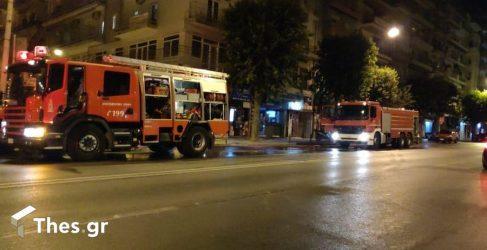 Φωτιά σε διαμέρισμα στην ανατολική Θεσσαλονίκη – Απεγκλωβίστηκε η ένοικος
