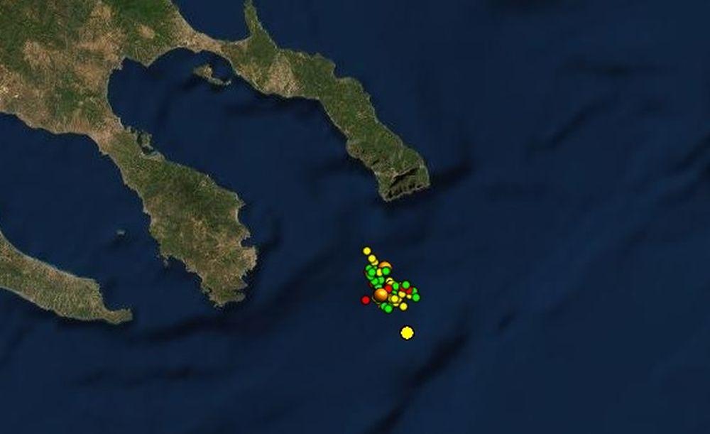 Χαλκιδική σεισμός