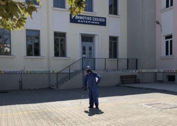 Κορονοϊός: Συνεχίζεται η αυξητική τάση του ιικού φορτίου στα λύματα της Κατερίνης (ΠΙΝΑΚΑΣ)