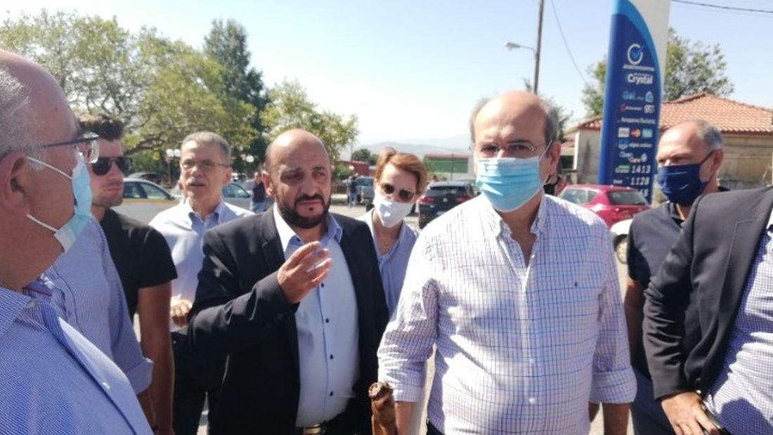 Κ. Χατζηδάκης από Κοζάνη: «Θα προχωρήσουμε στη δημιουργία εργοστασίων επεξεργασίας απορριμμάτων»