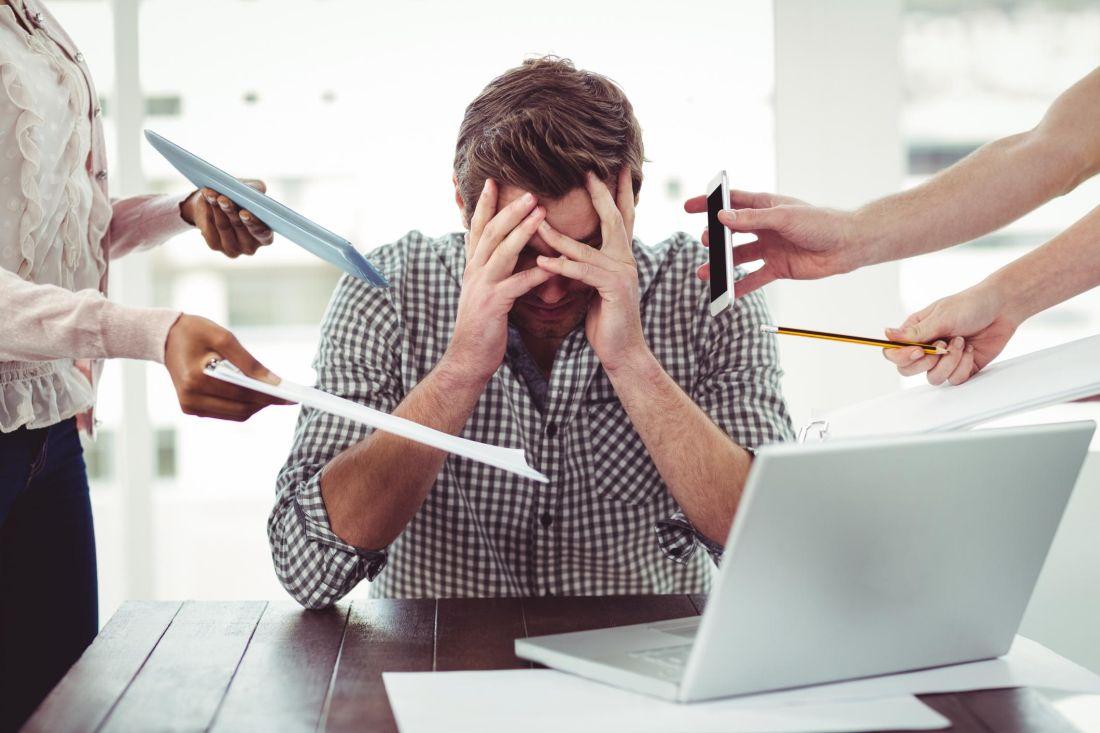 4 πράγματα που δεν πρέπει να κάνετε όταν έχετε άγχος