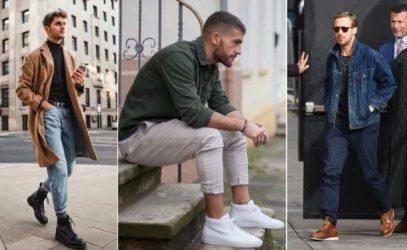 ανδρικά μποτάκια άνδρες παπούτσια