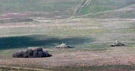 555 νεκροί στρατιωτικοί στο Ναγκόρνο Καραμπάχ