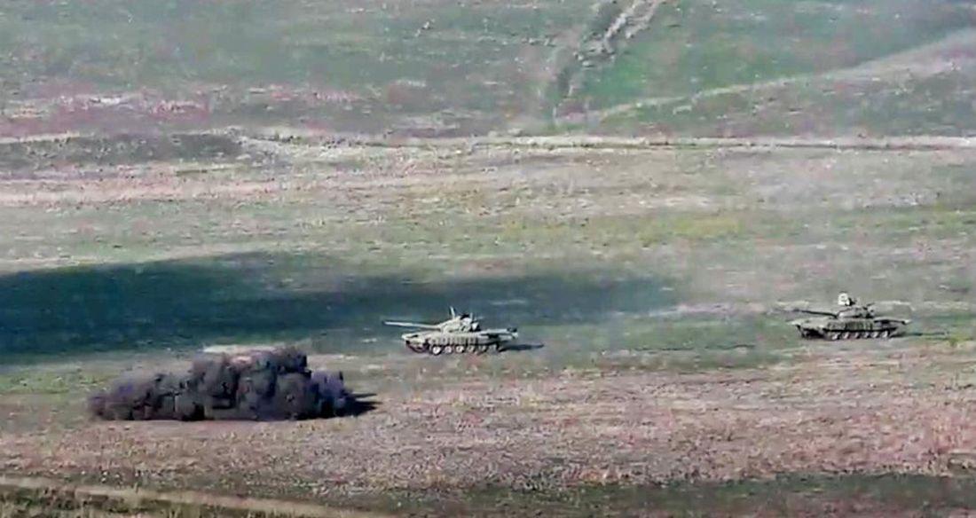 Αρμενία Αζερμπαϊτζάν Ναγκόρνο Καραμπάχ