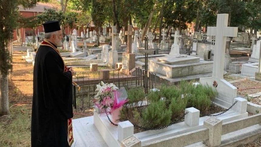 Το Οικουμενικό Πατριαρχείο επισκέφθηκε ο Αρχιεπίσκοπος Αμερικής