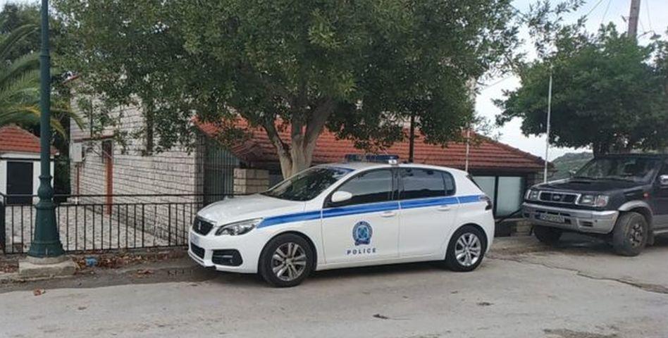 Πρέβεζα αστυνομία αστυνομικός