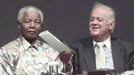 """""""Εφυγε"""" από τη ζωή ο ομογενής δικηγόρος του Νέλσον Μαντέλα, Γιώργος Μπίζος"""