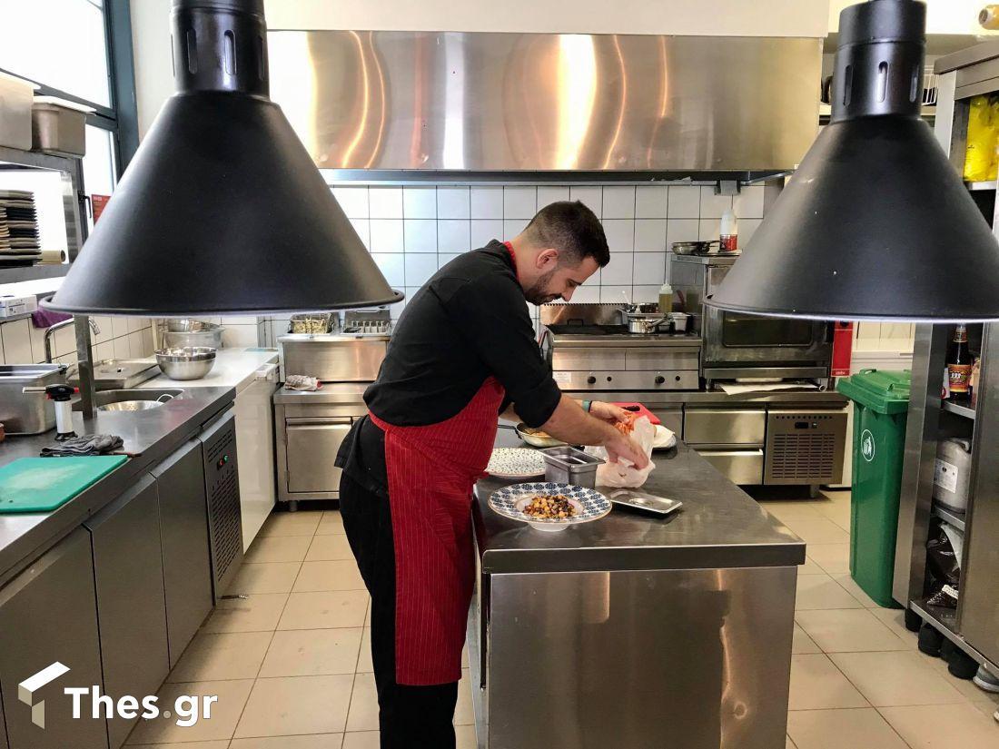 Κλωθώ εστιατόριο Θεσσαλονίκη