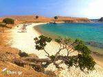 Τηγάνι Δρένια Χαλκιδική νησάκι