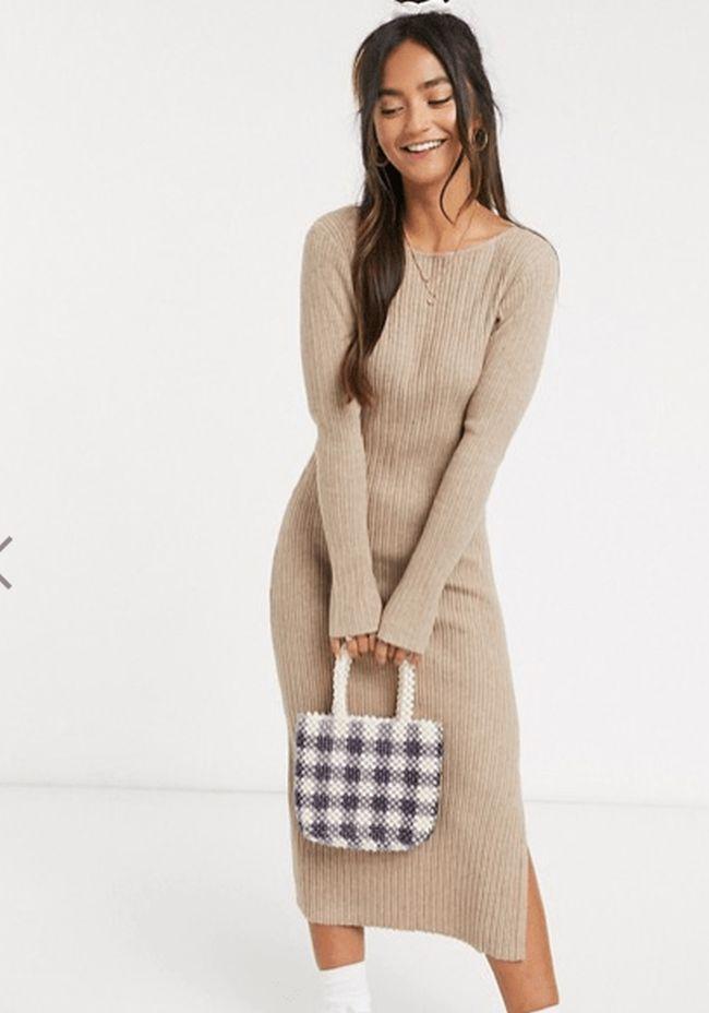 φόρεμα φθινόπωρο