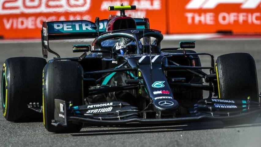 Formula 1: Πανηγύρισε στο Σότσι ο Βάλτερι Μπότας